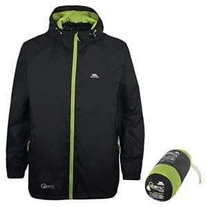 backpacking checklist waterproof jacket