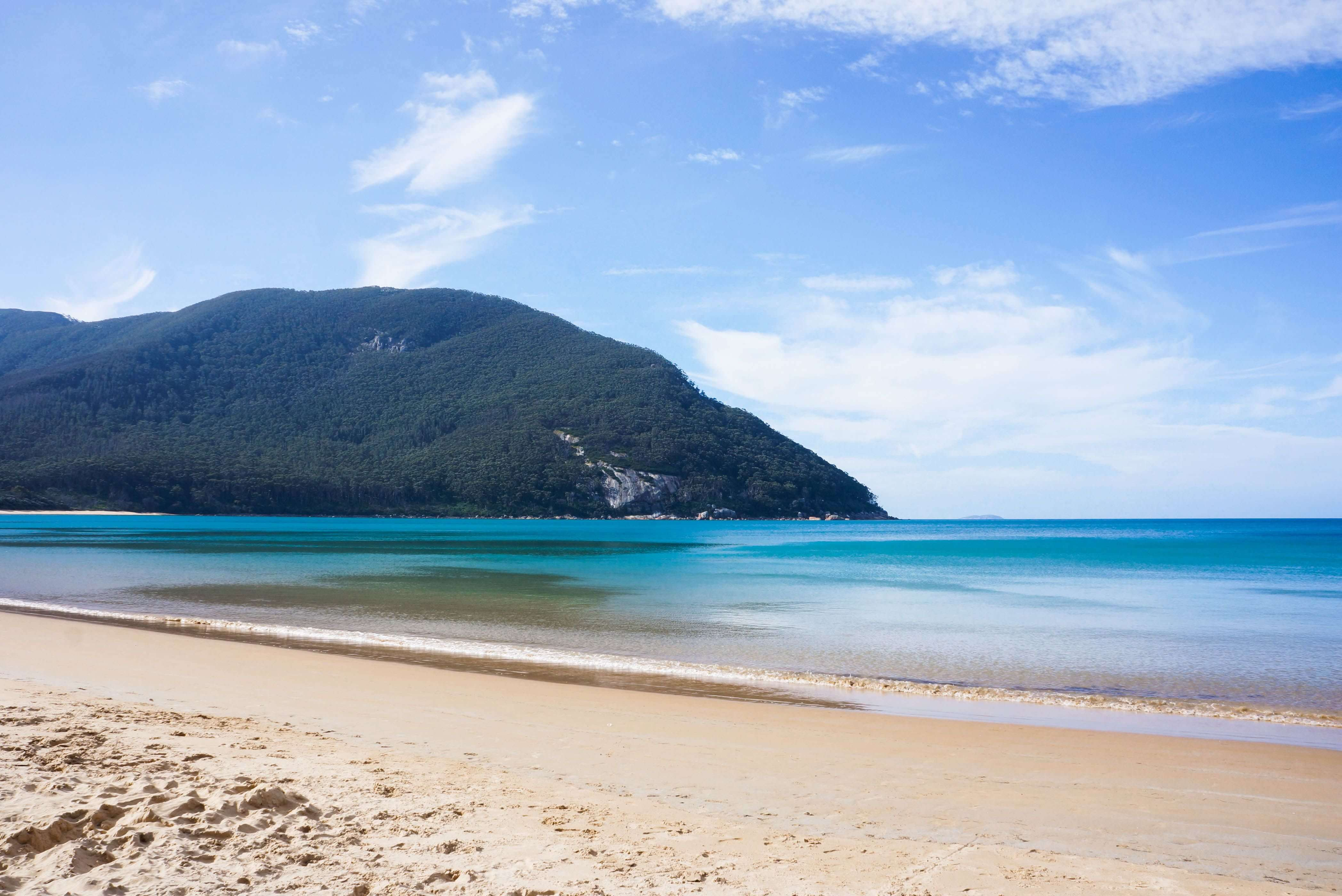 sealers cove, sealers cove hike, sealers cove wilsons promontory, sealers cove campground, sealers cover history