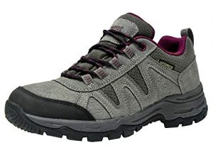 Mens lightweigh waterproof hiking boots