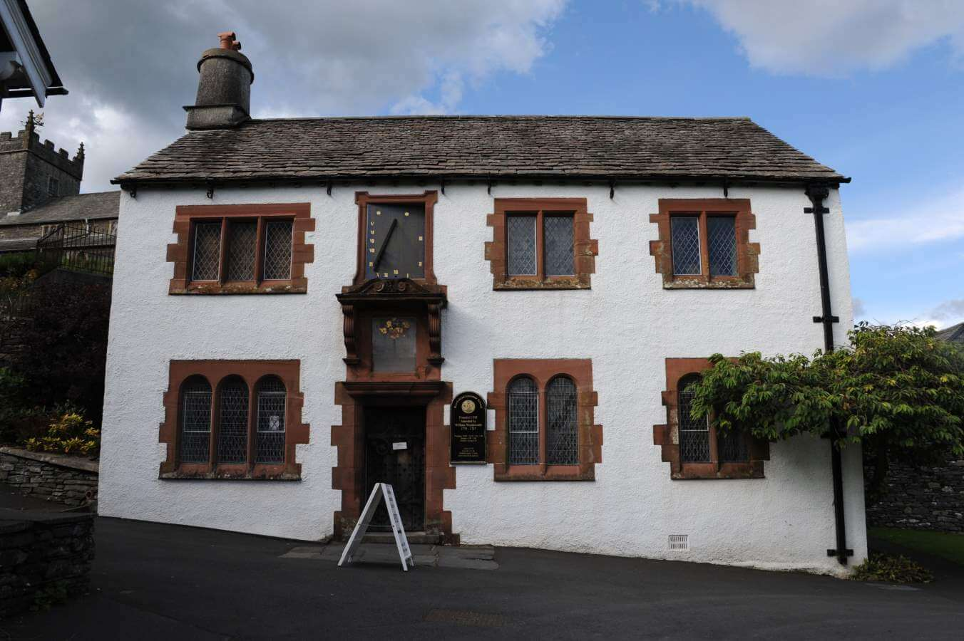 Beatrix potter gallery and Hawkshead best things to do ambleside