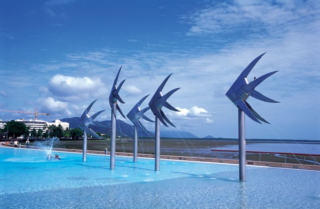 Esplanade Lagoon cairns is one of the best things to do