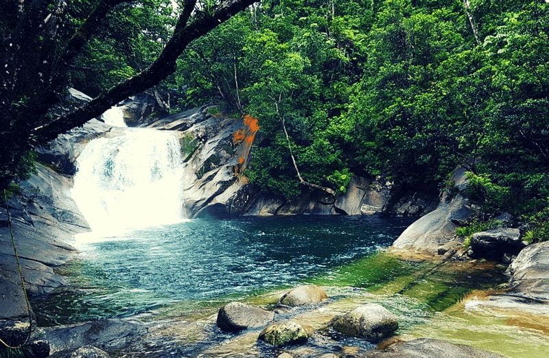 Josephine Falls is one of the best things to do in Cairns