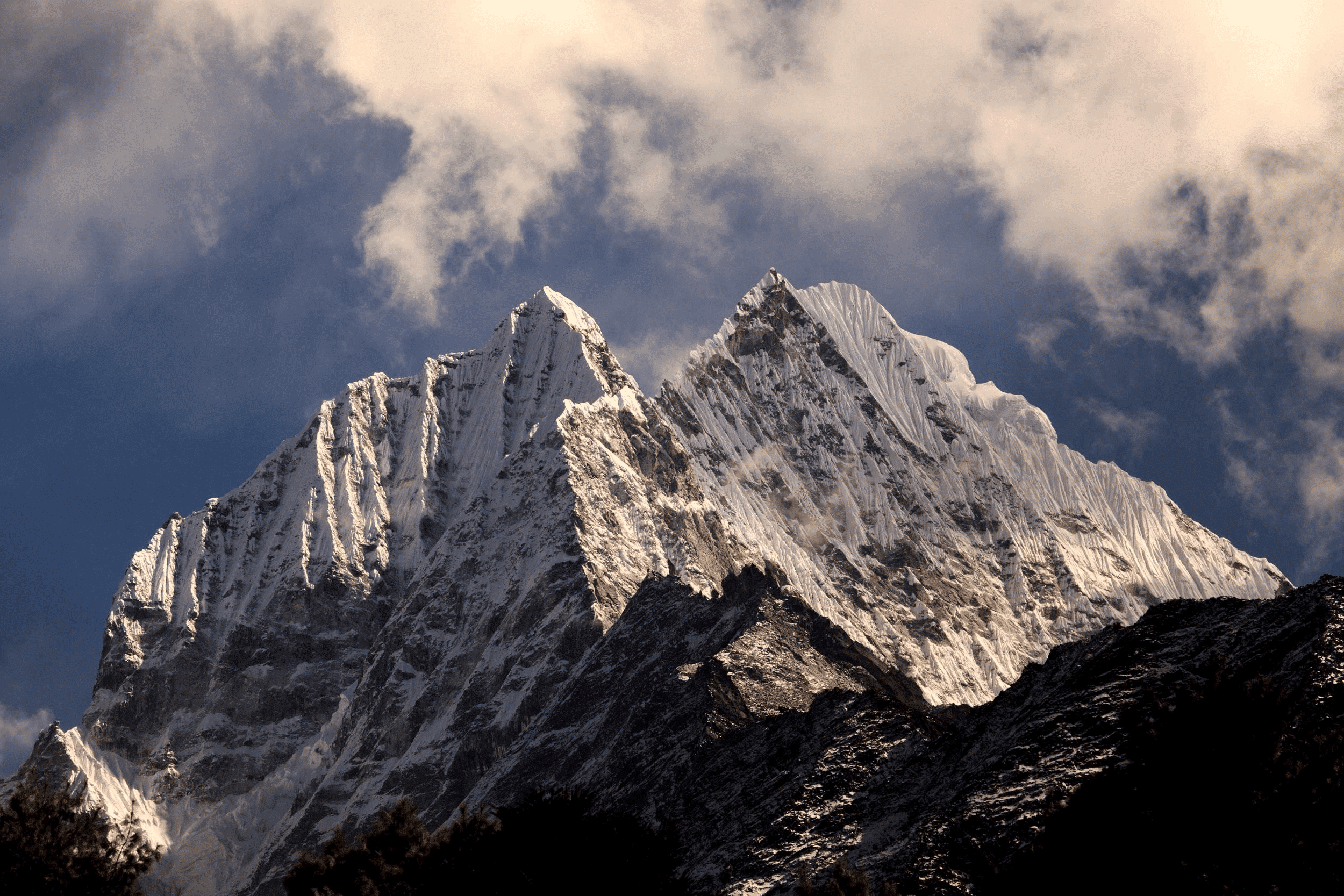 Napal mount everest treks