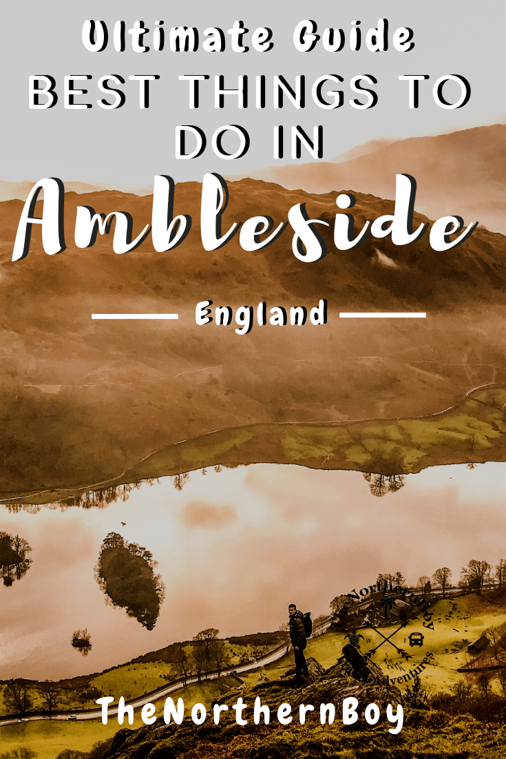 things to do in ambleside, ambleside lake district, ambleside manor, ambleside shops, waterhead ambleside