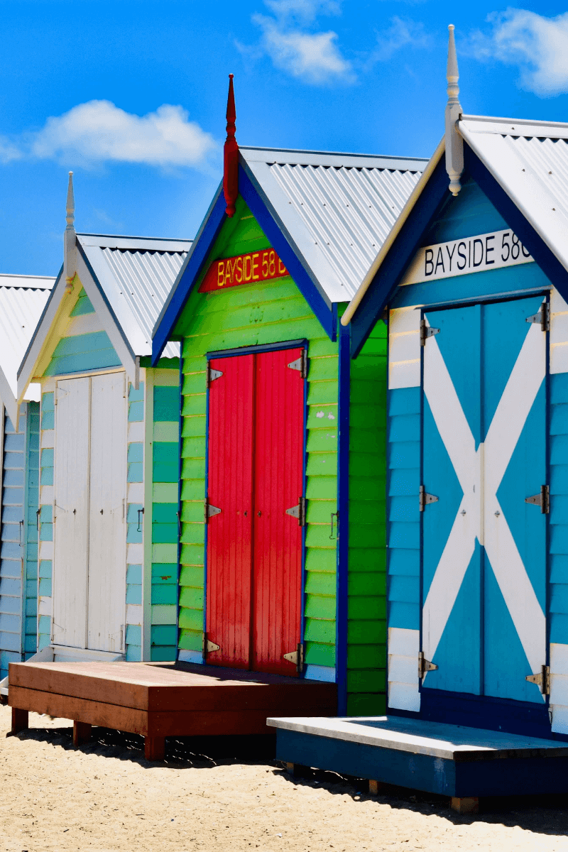 brighton beach, brighton beach melbourne, brighton beach boxes, brighton bathing boxes, beaches in melbourne, brighton beach huts