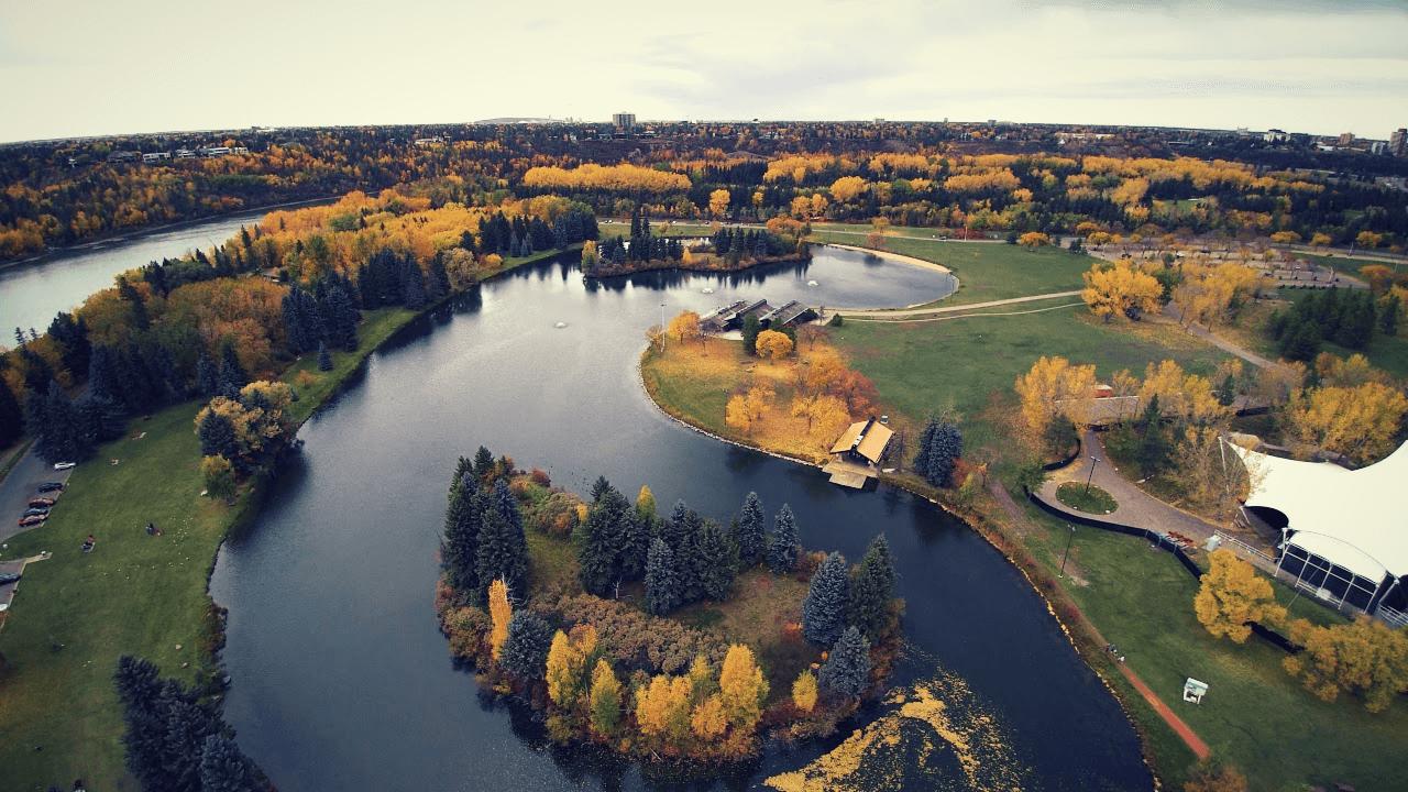 Hawrelak Park activities, Hawrelak Park parking, Hawrelak Park dogs, free things to do in Edmonton
