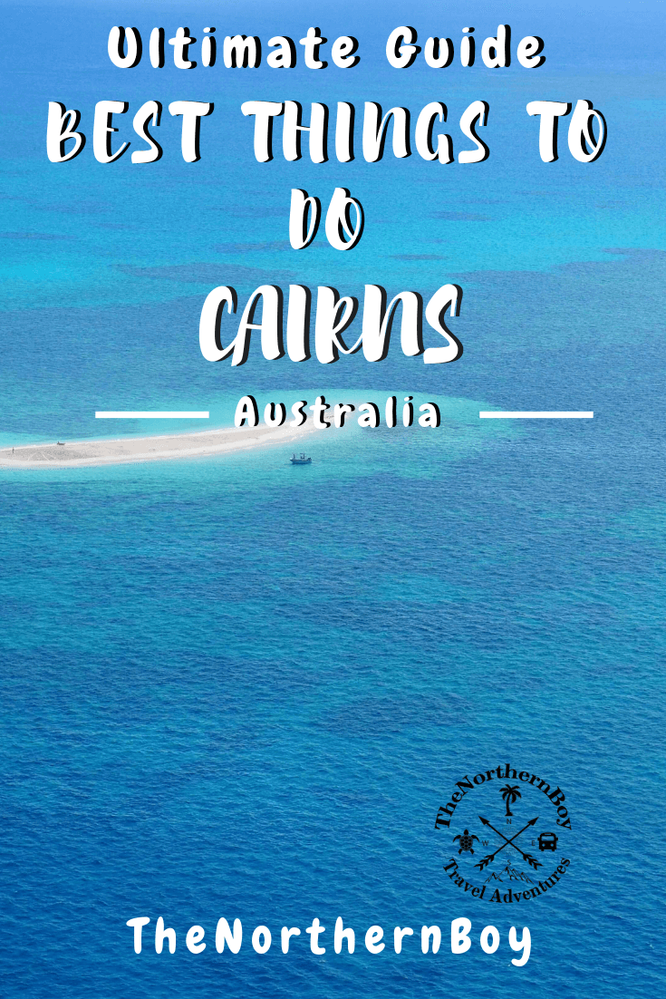 best things to do Cairns, great barrier reef, babinda boulders, devil's pool, josephine falls, mission beach, white water rafting on tully river