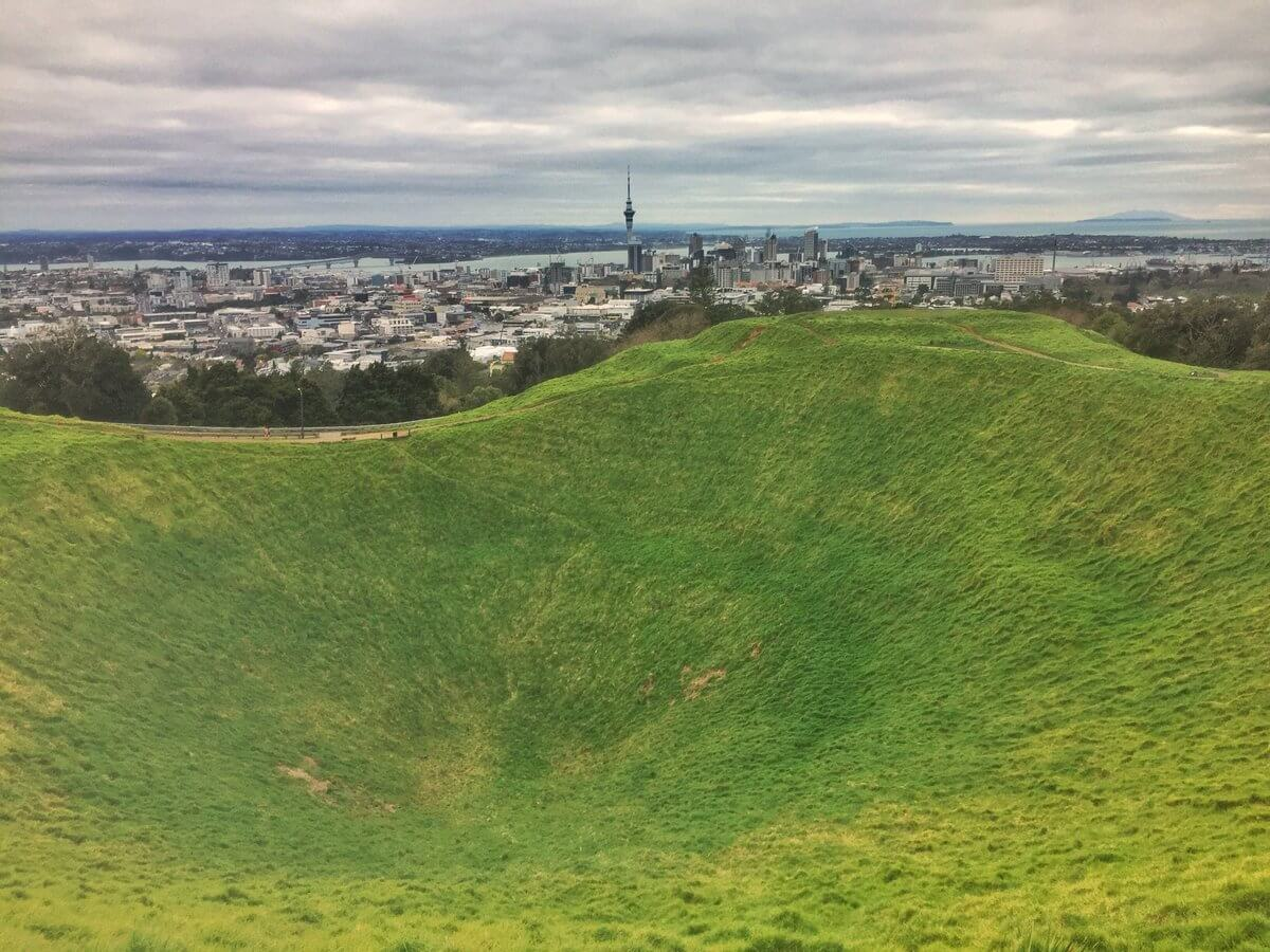 auckland hike viaduct harbour to onehunga