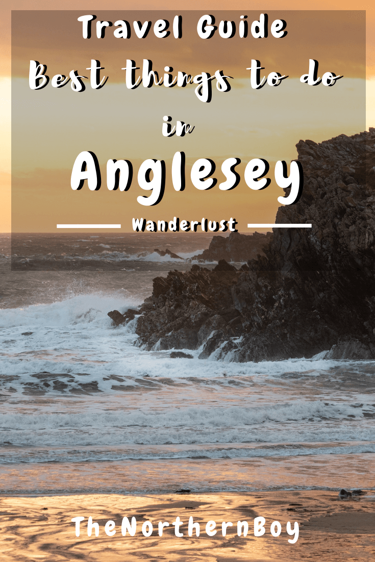 best things to do in Anglesey Wales