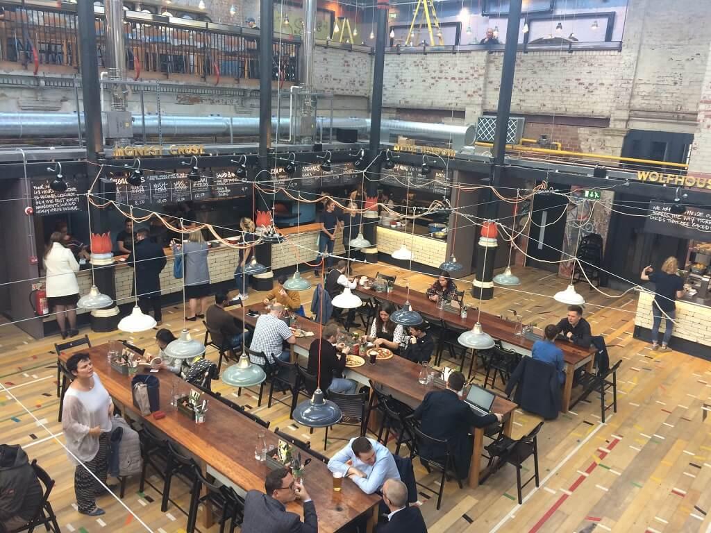 spinningfields manchester restaurants