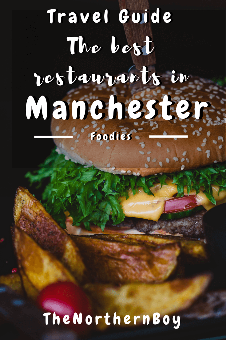 best places to eat in Manchester