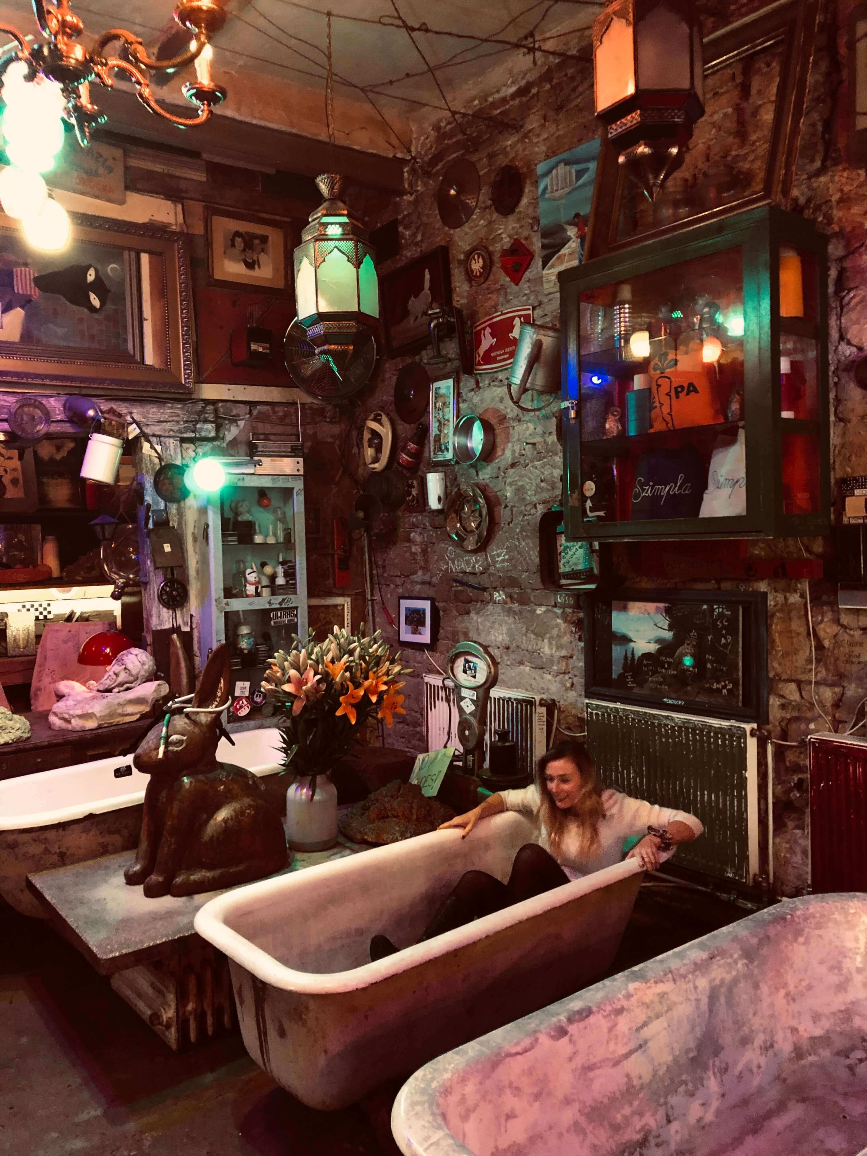 ruin bar budapest is an amazing attraction in Budapest