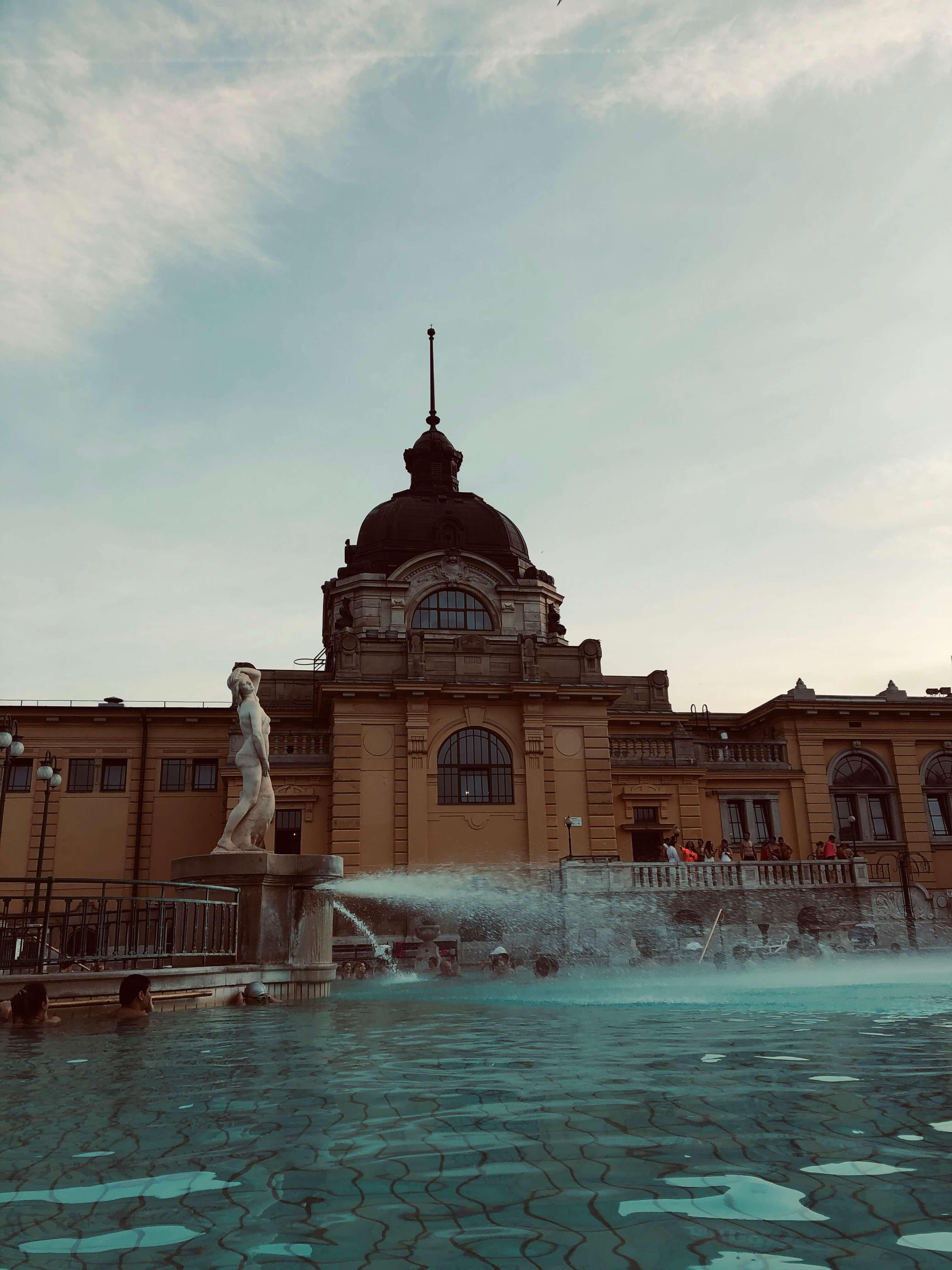 Szechenyi Spa booking tickets