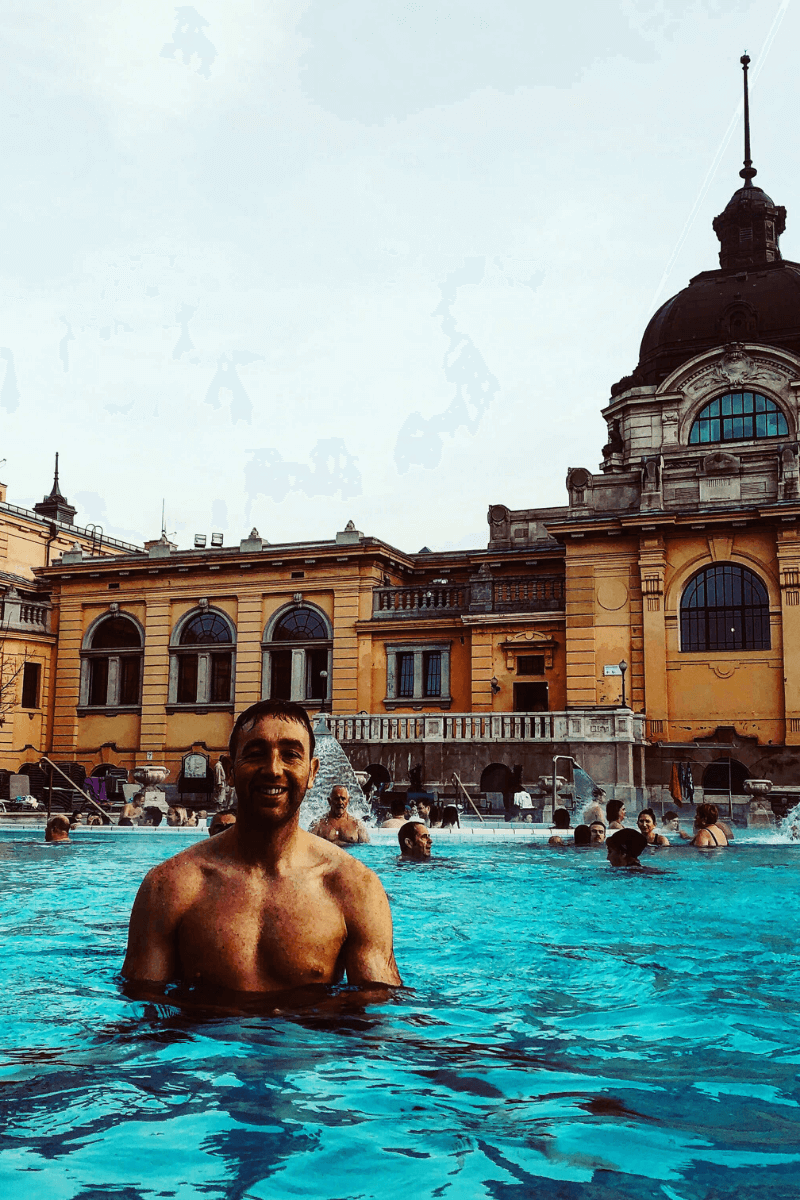 Budapest itinerary for 3 days