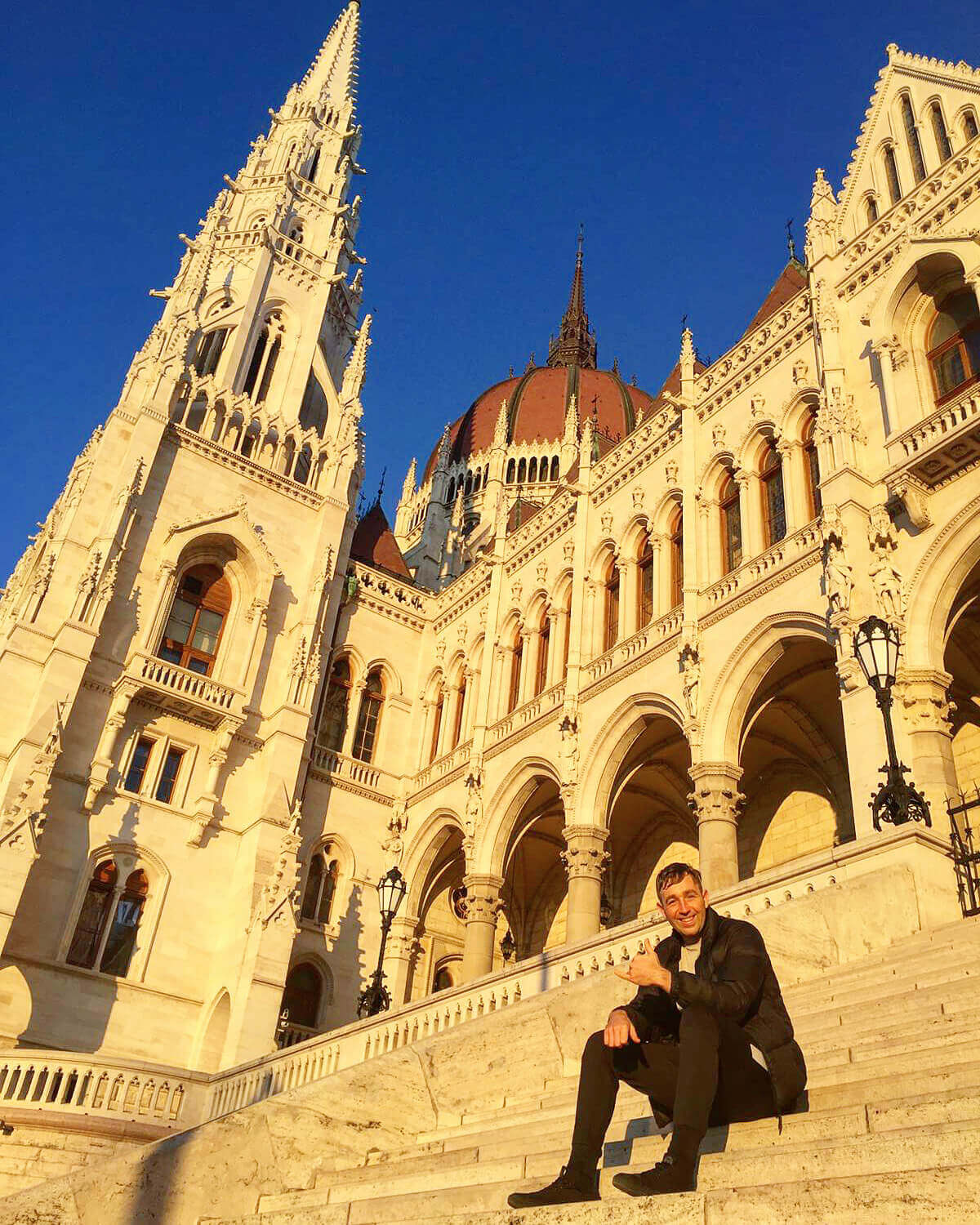 3 day budapest itinerary - budapest Parliment building