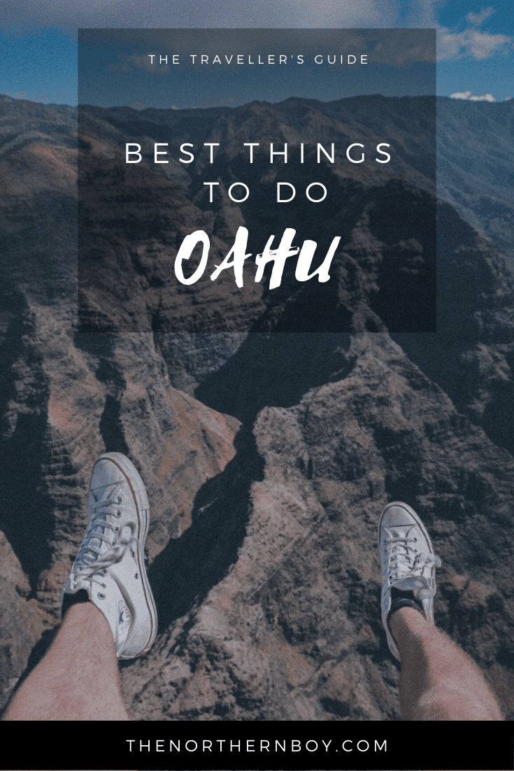 a guide to the best things to do in Oahu hawaii