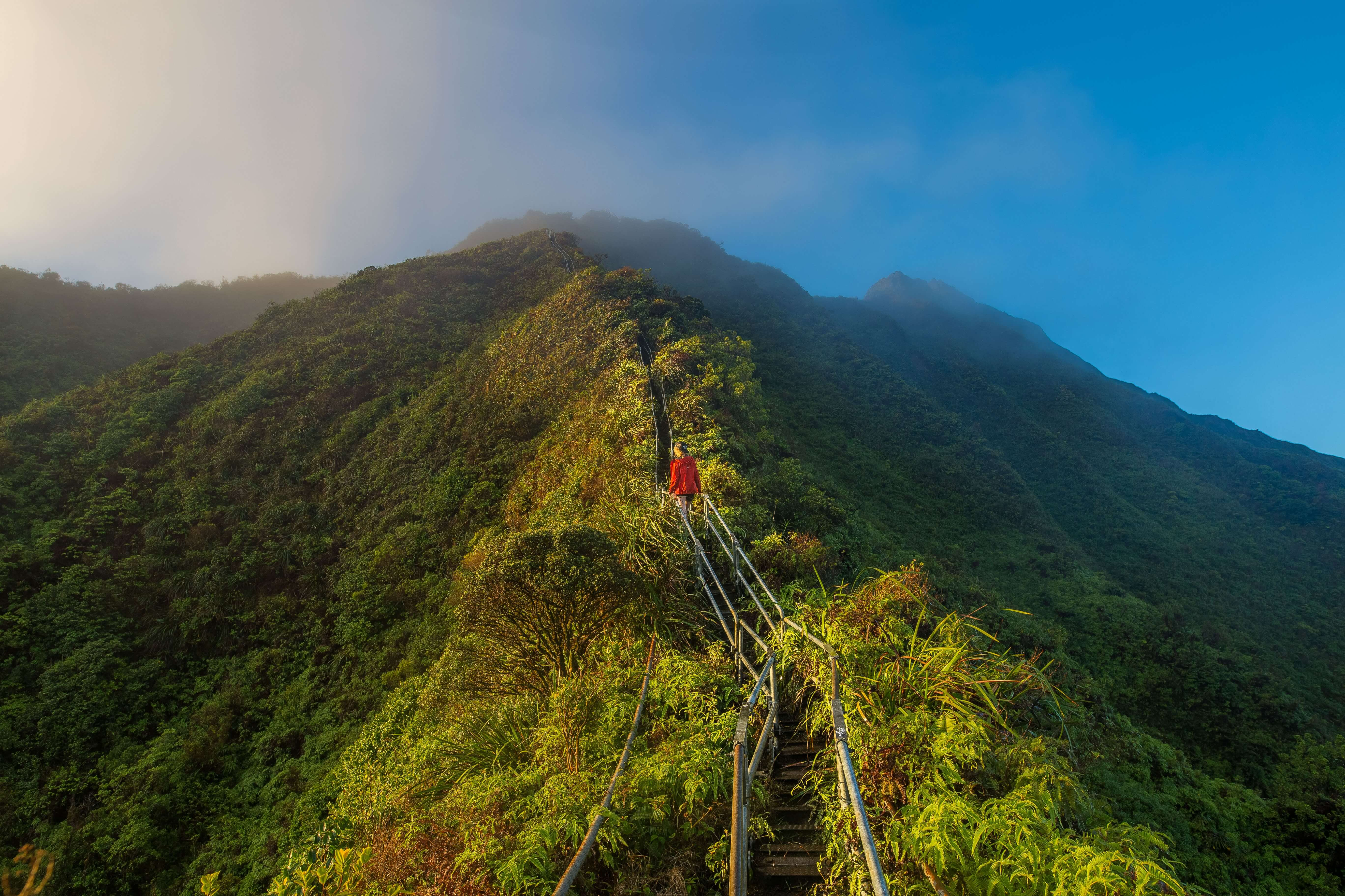 stairway to heaven Haiku Stairs deaths