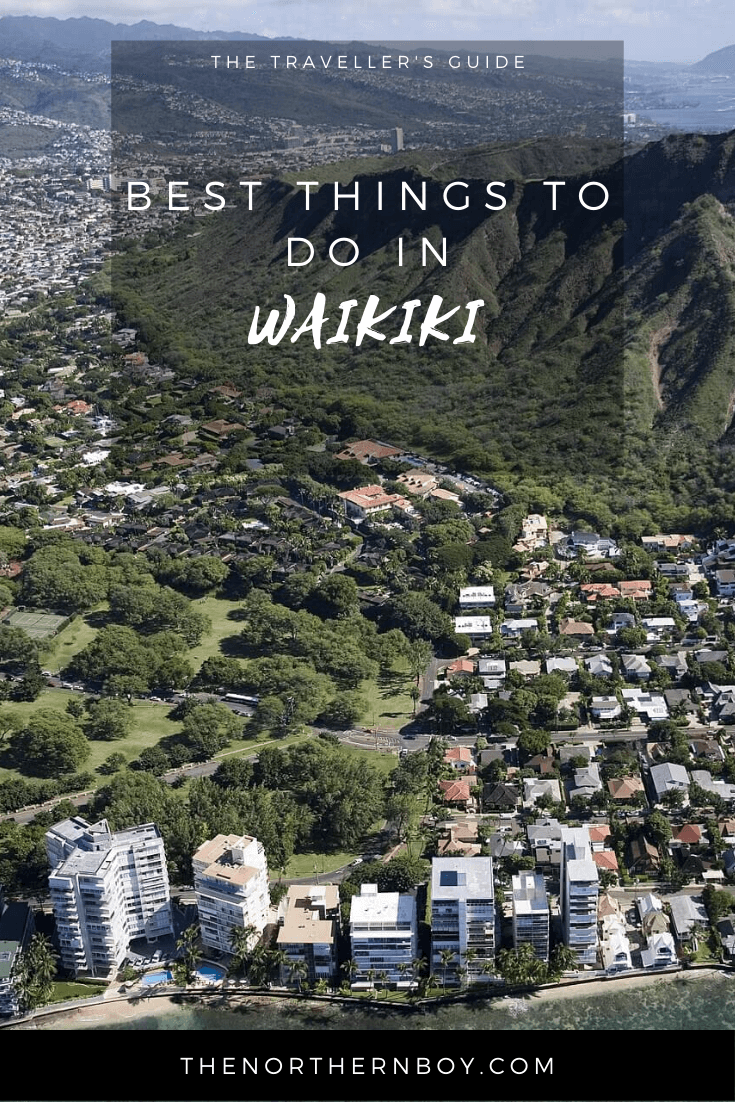 est Things To Do In Waikiki infographic