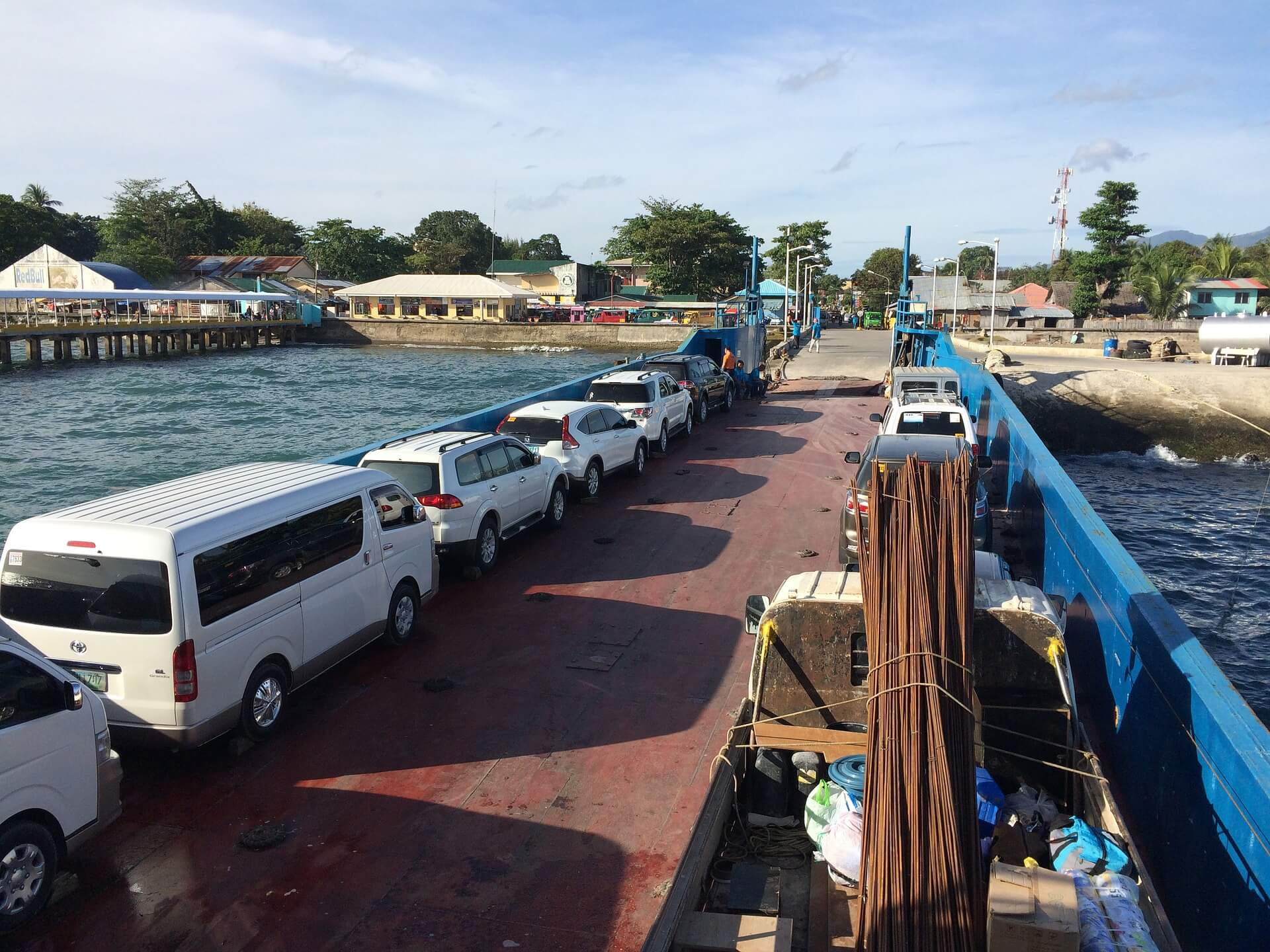 Travelling for hours from puerto princesa to coron ferry timetable