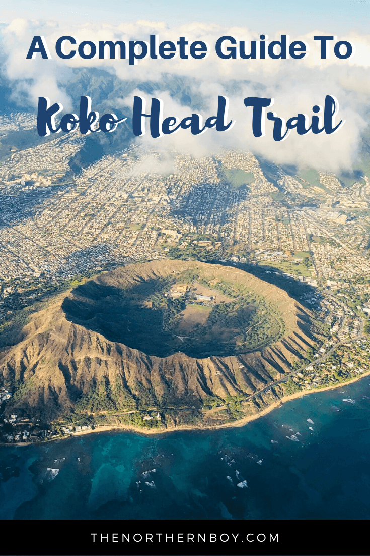 the Koko Crater Arch guide