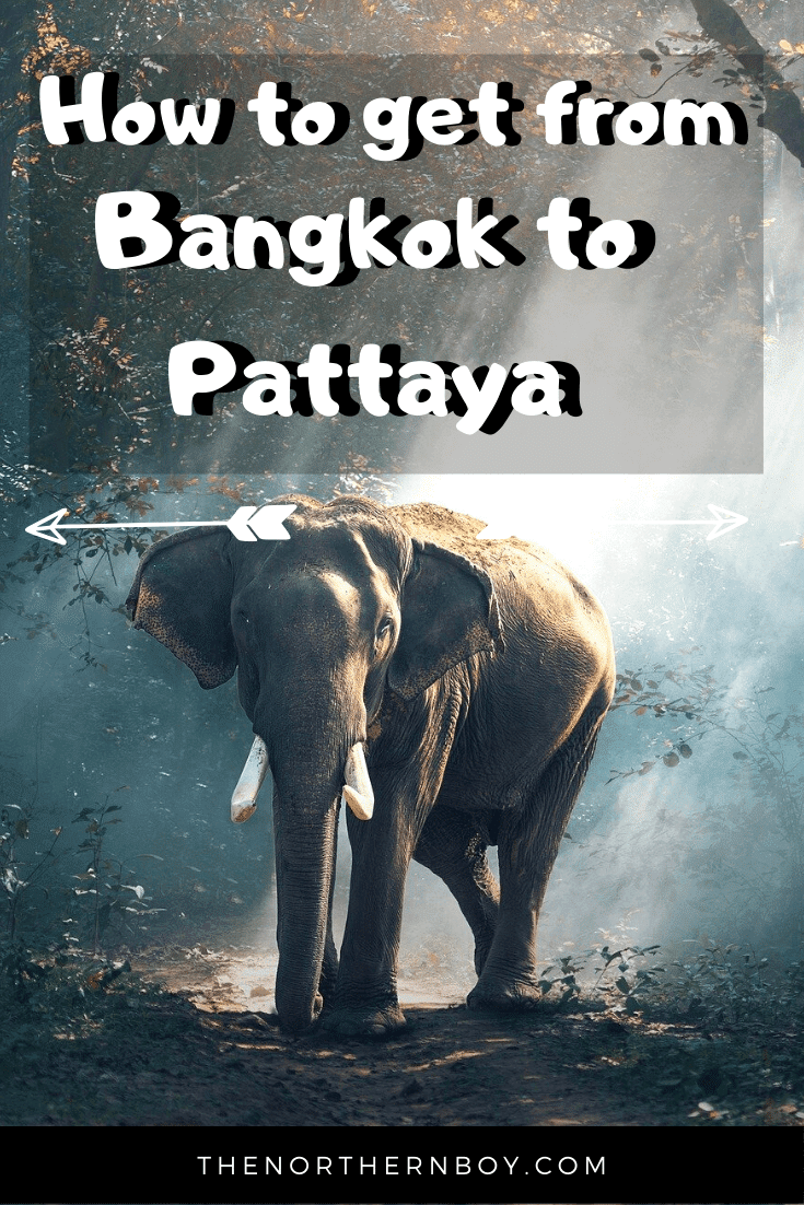 The Bangok to Pattaya by train guide