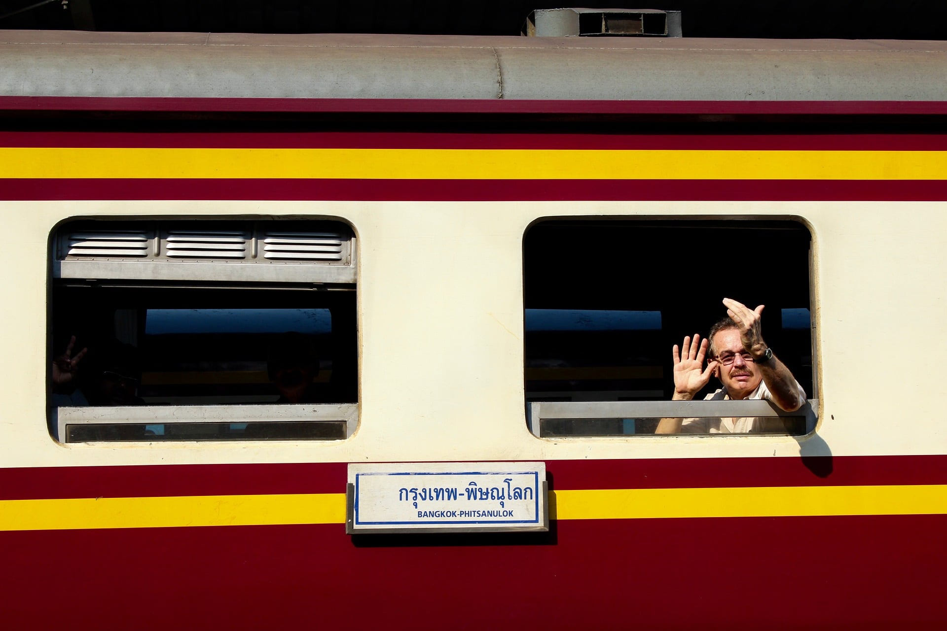 bangkok to pattaya by train