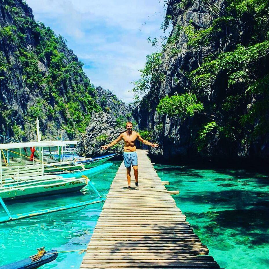 photo of the beautiful Coron island