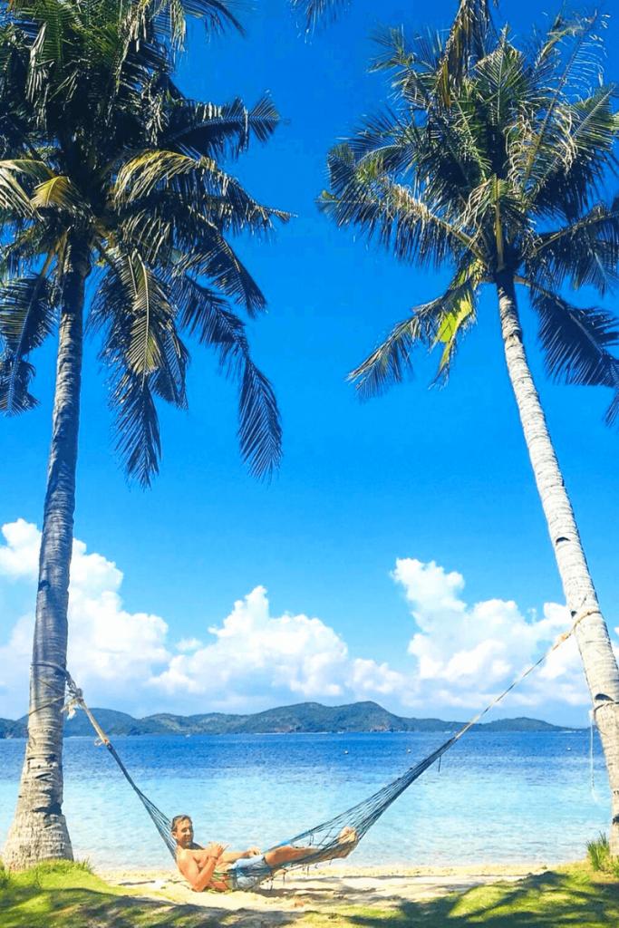 Coron to Puerto Princesa ferry and flight