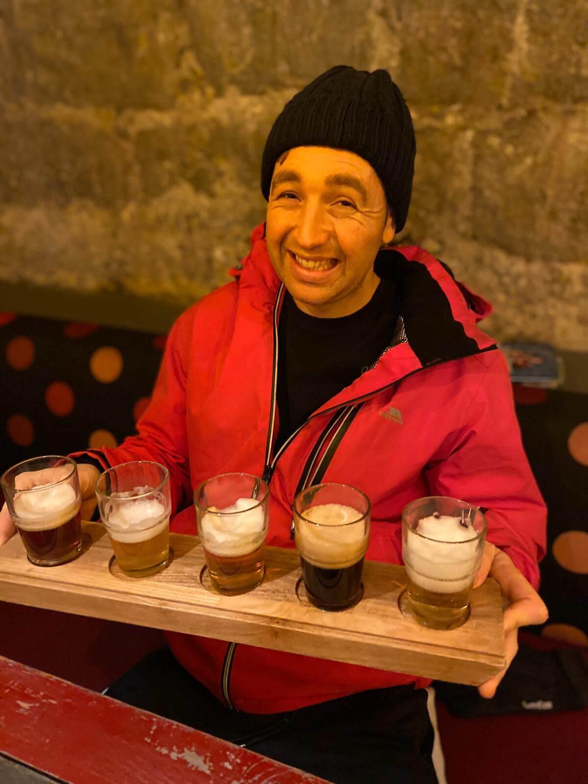 beer tour in Reykjavic
