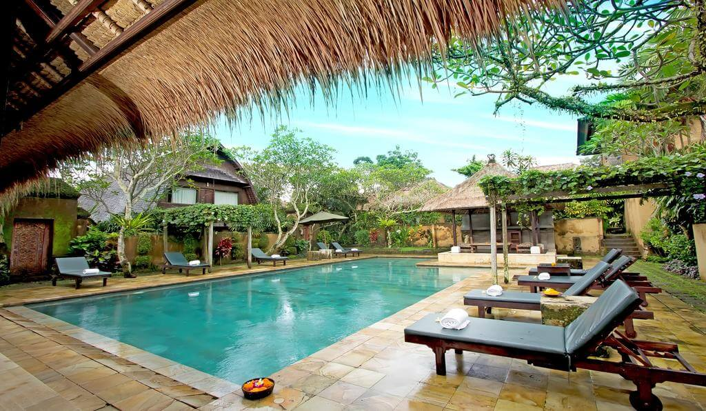 hotels in ubud indonesia