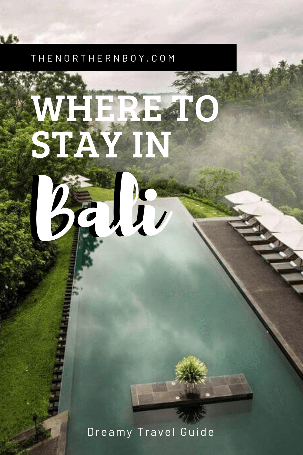 where to stay in Ubud and the best hotels in Bali