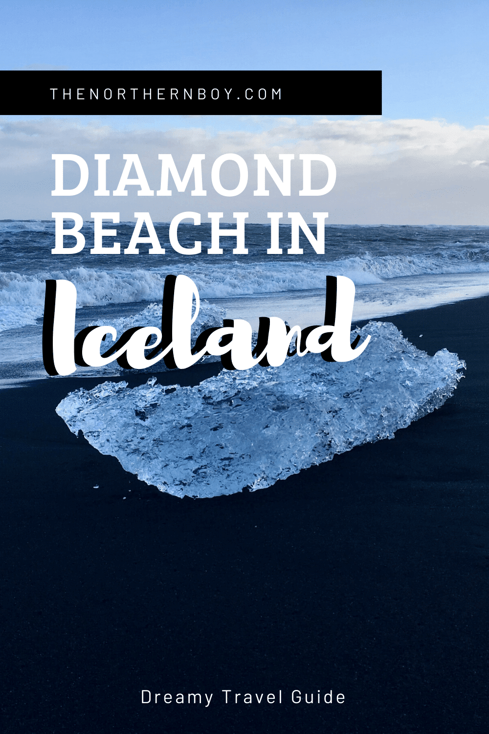 diamond beach in iceland travel guide