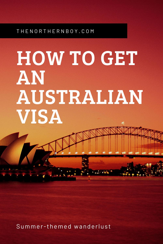 Australia visa USA