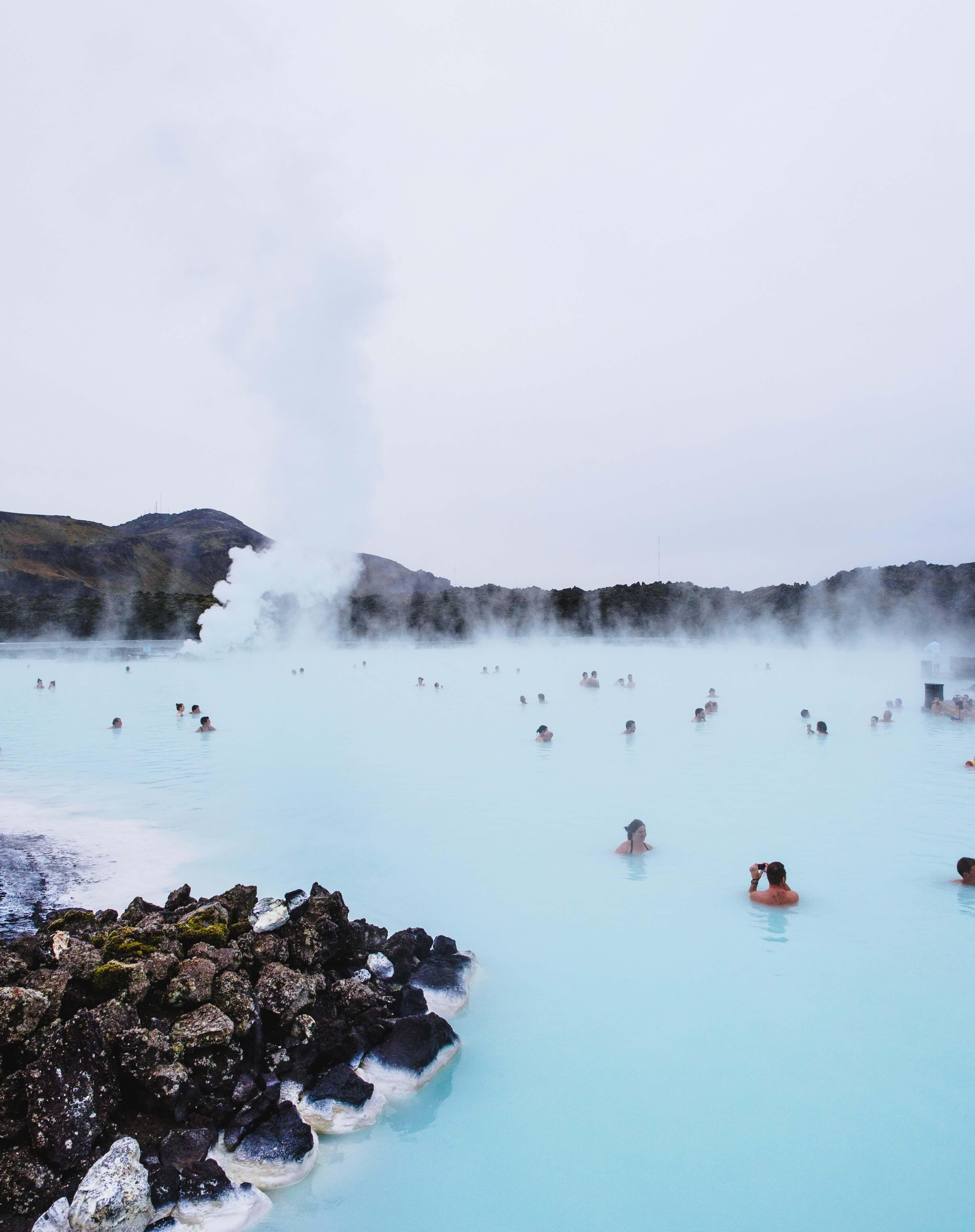 reykjavik to blue lagoon