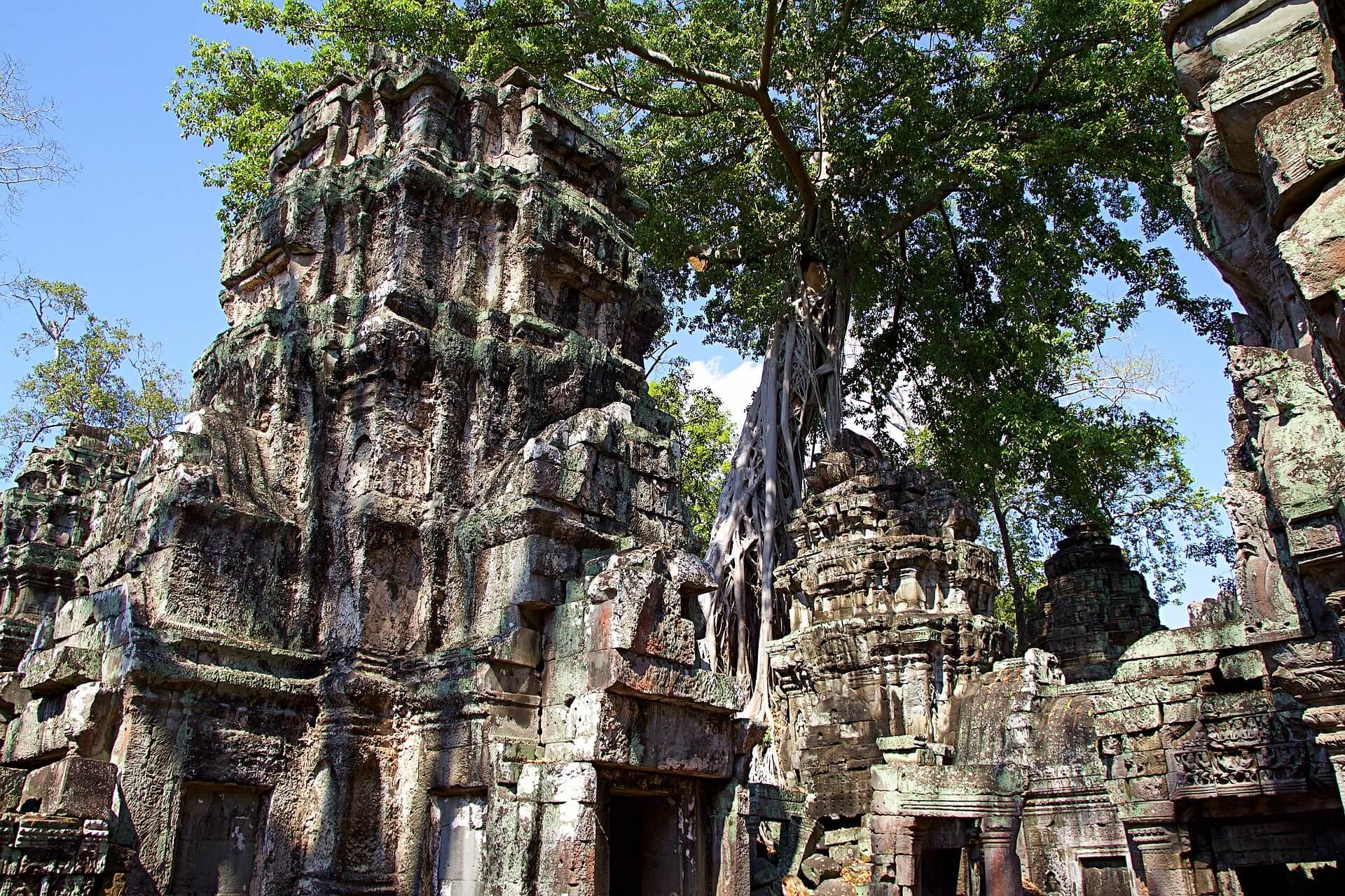Phenom Penh to Siem Reap flights