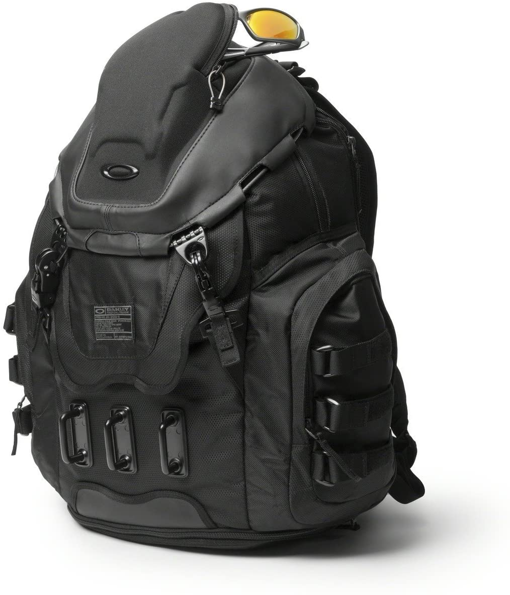 oakley bathroom sink backpack review