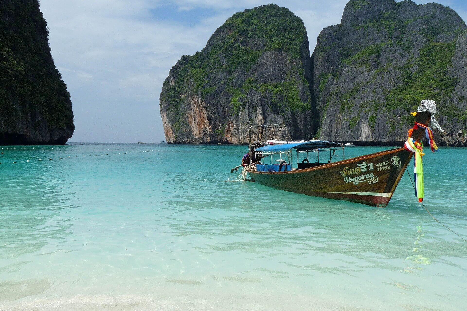 Phuket to Phi Phi ferry cost