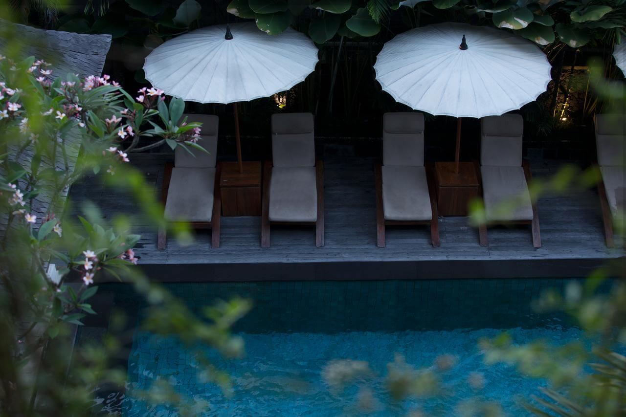 Ubud Village Hotel spa