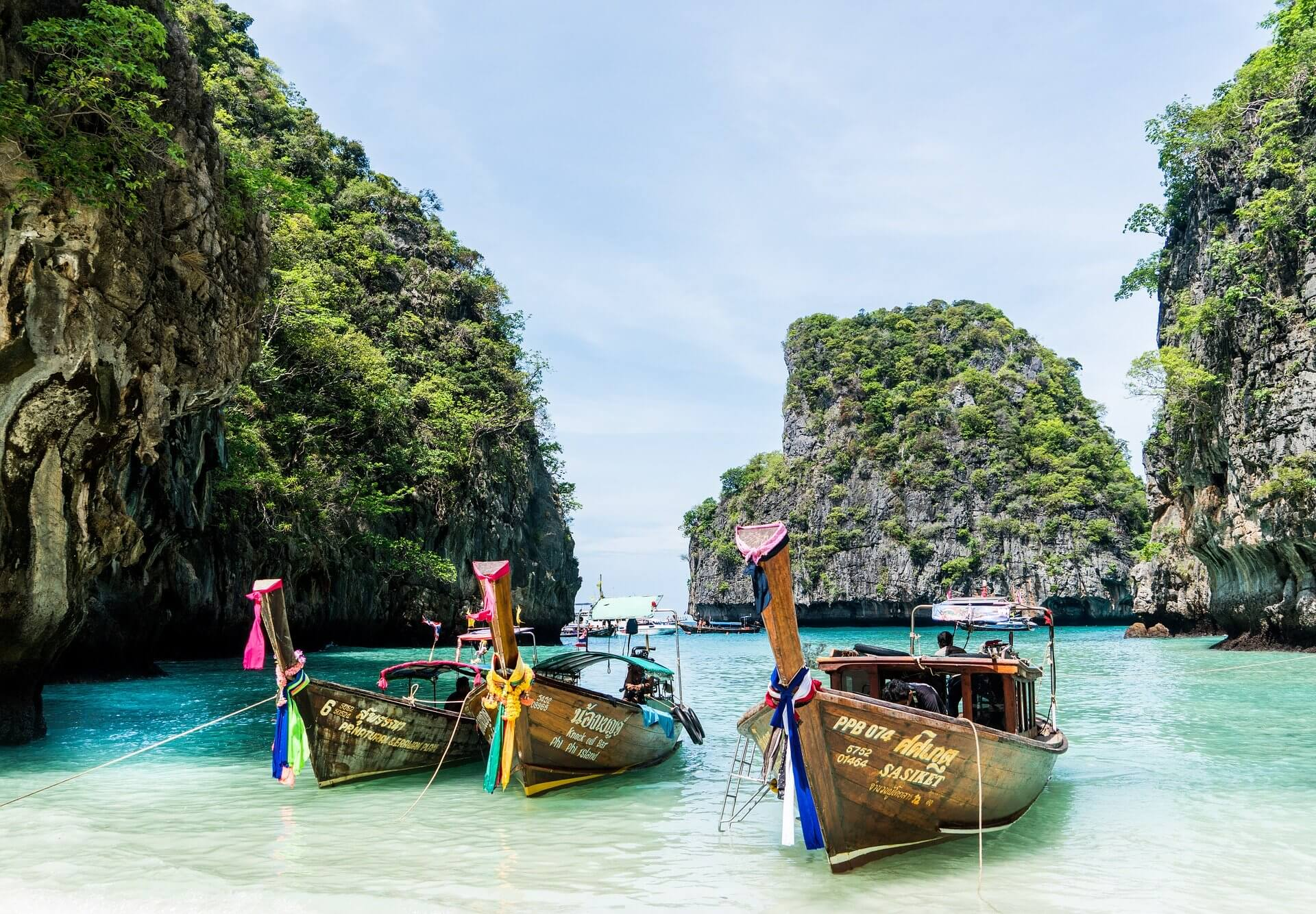 private speedboat phuket to phi phi