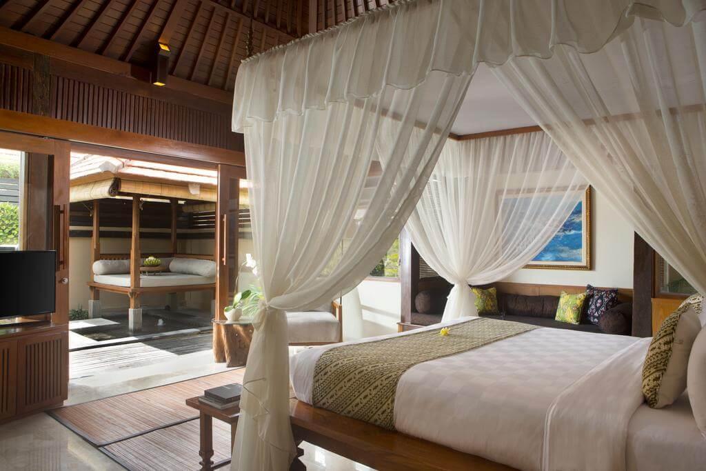 delux room Ubud Village Hotel