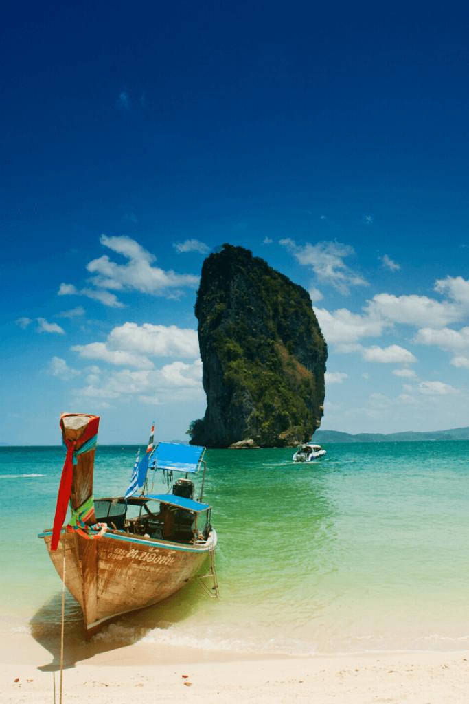 Phi Phi to Krabi speedboat