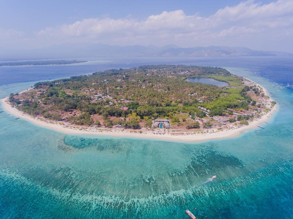 gili meno on the gili islands Bali