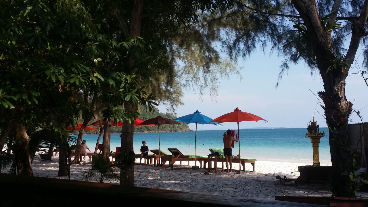 koh rong hostels