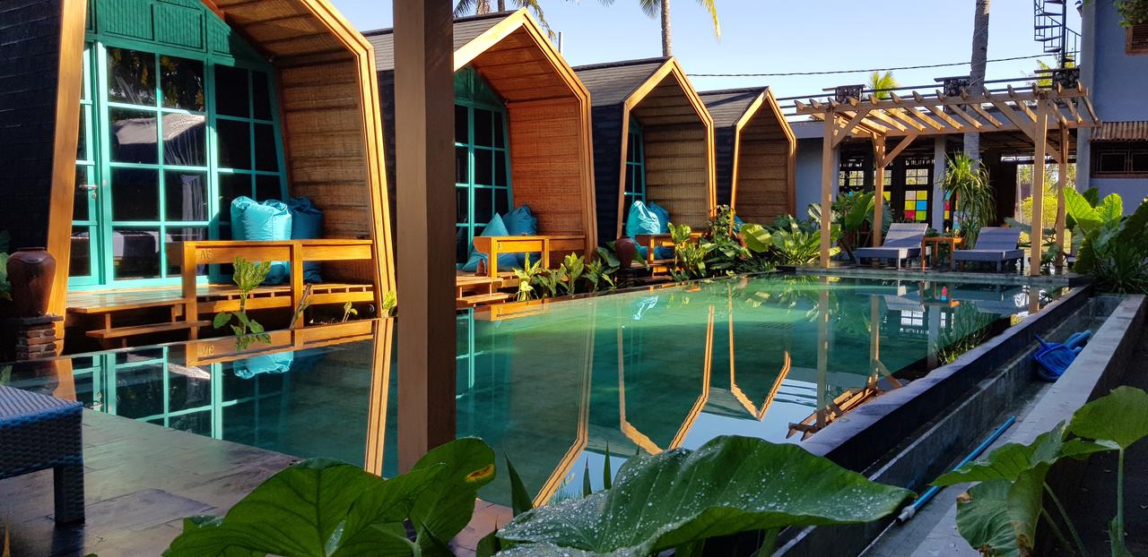 romantic gili t accommodation