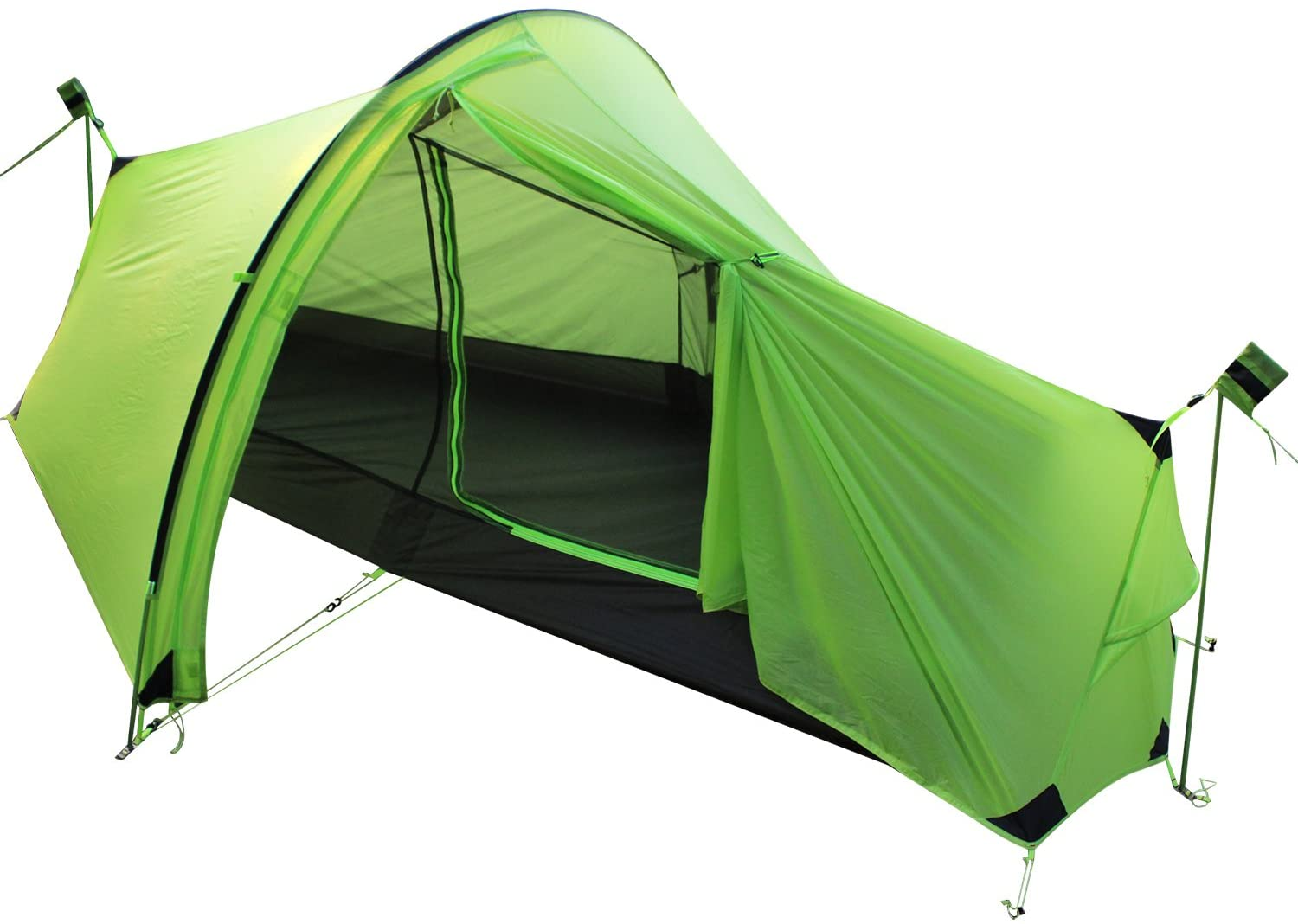 Ultralight Tent, Waterproof 1 Person Camping Tent