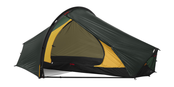 lightest solo tent