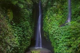 best waterfalls in ubud bali