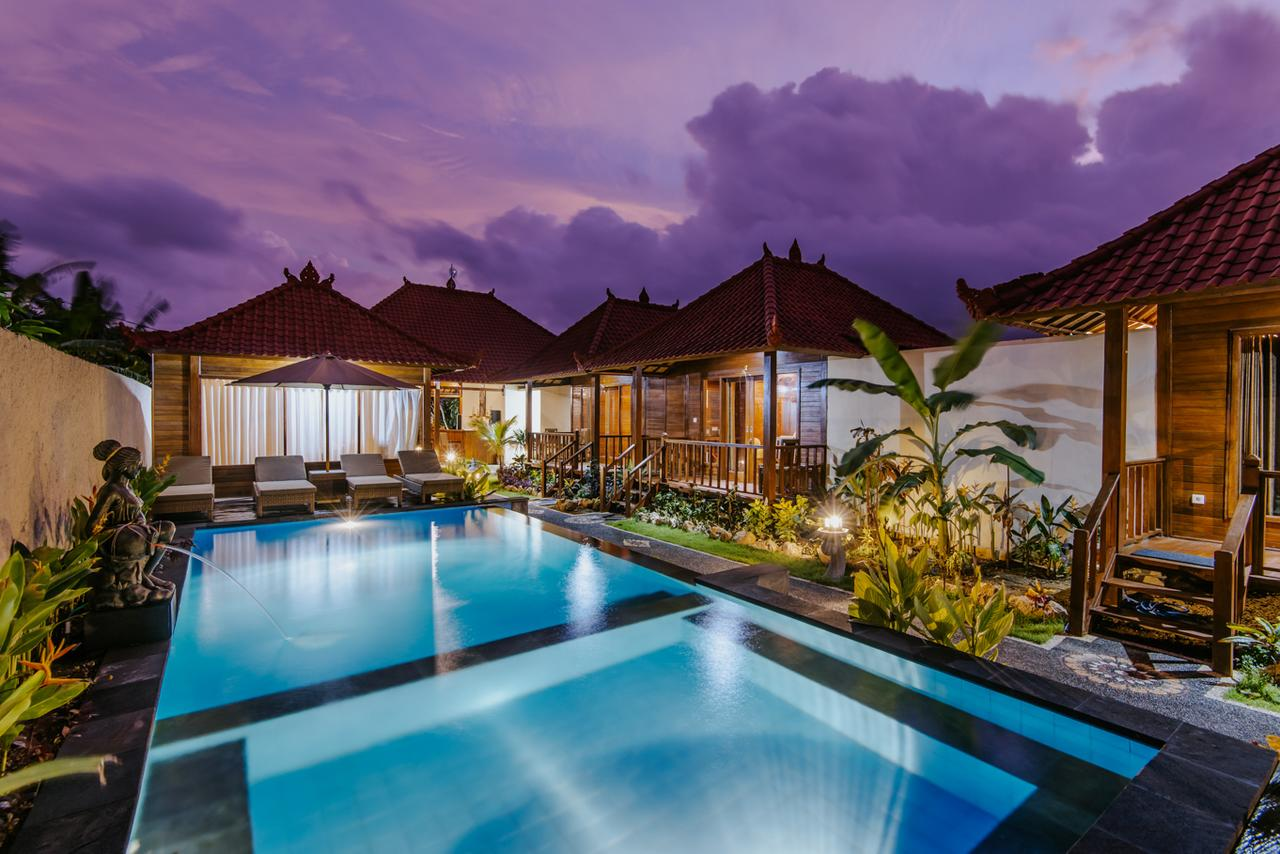 where to stay nusa lembongan Bali