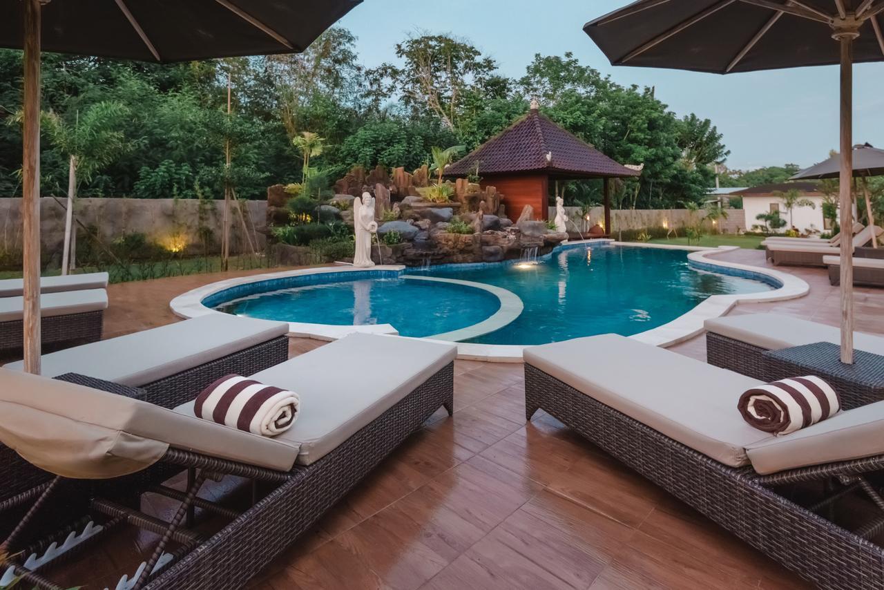 nusa lembongan beach resort