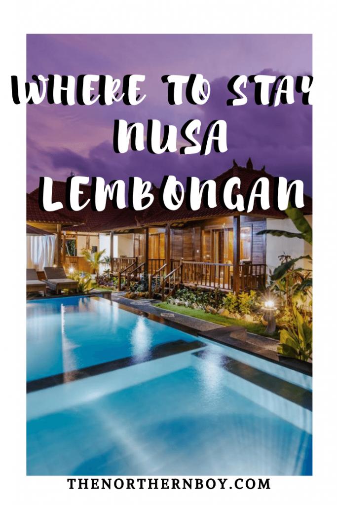 Nusa Lemgongan hotels